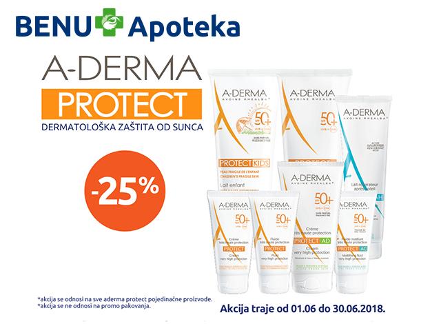 A-DERMA -25%