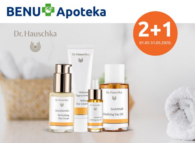 Akcija za  Dr Hauschka proizvode