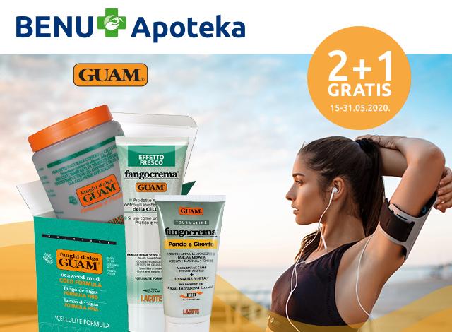 Akcija za GUAM proizvode