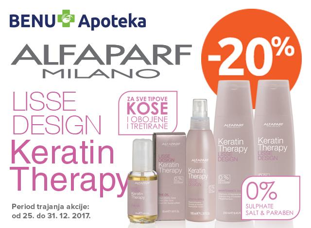 ALFAPRAF Keratin therapy -20%