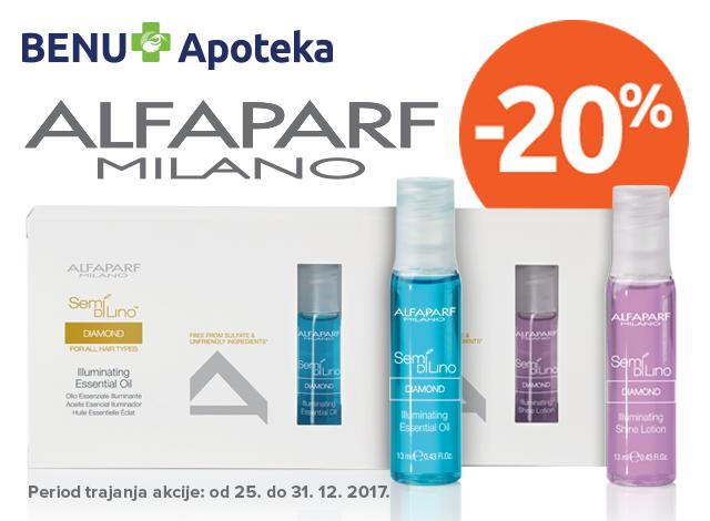 ALFAPRAF Ulje i losion -20%