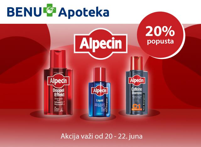 ALPECIN -20%