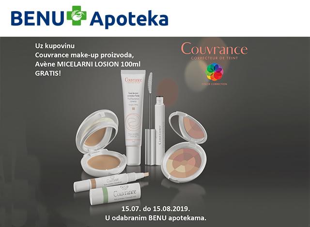 AVENE COUVRANCE  - POKLON