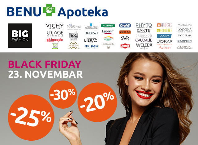 BIG FASHION BLACK FRIDAY
