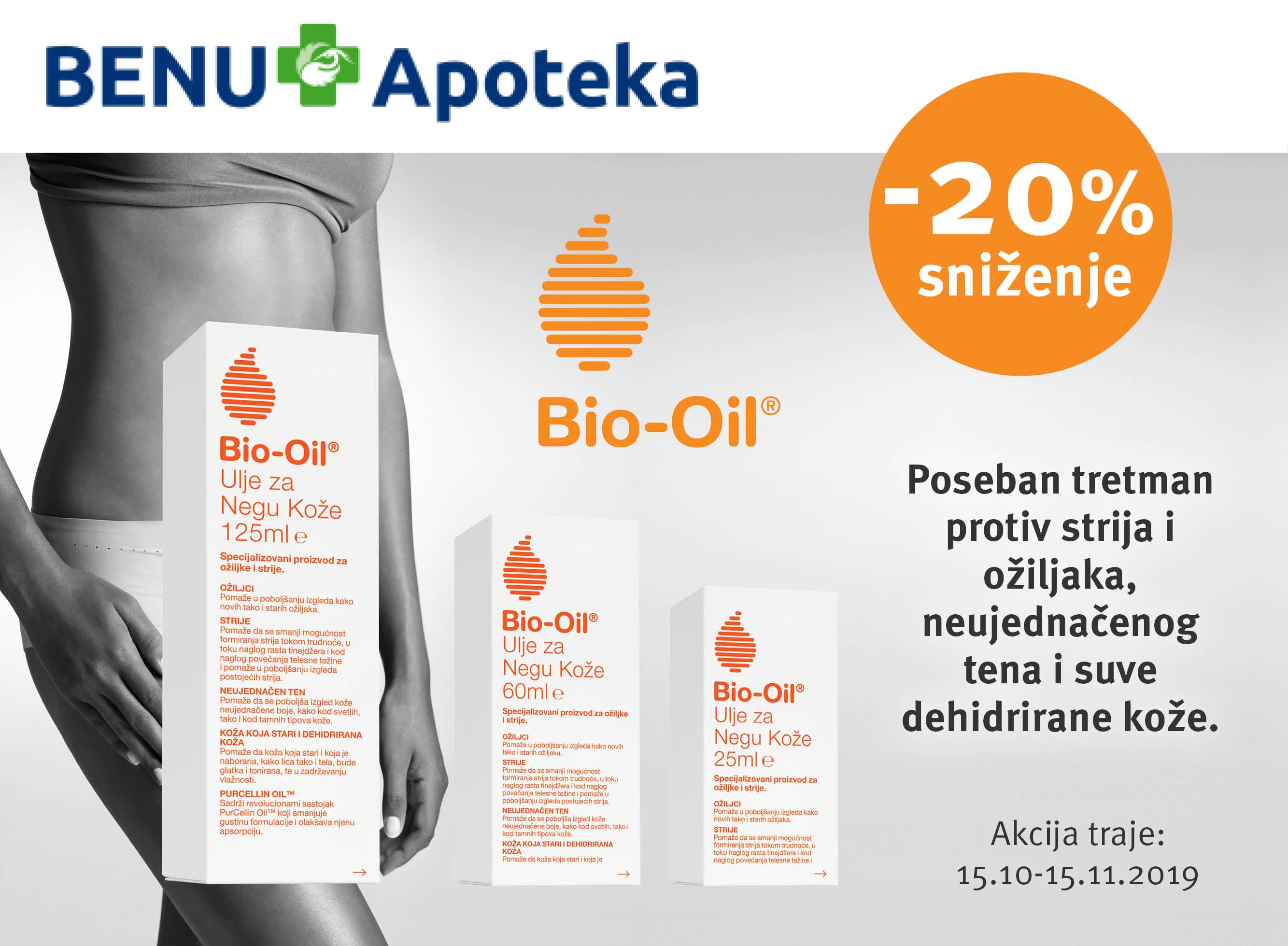 BIO OIL -20%