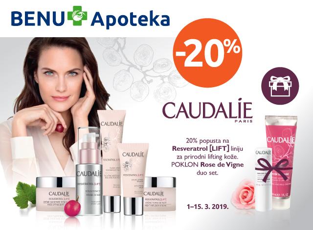 CAUDALIE - 20%