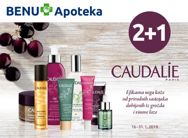 CAUDALIE 2+1
