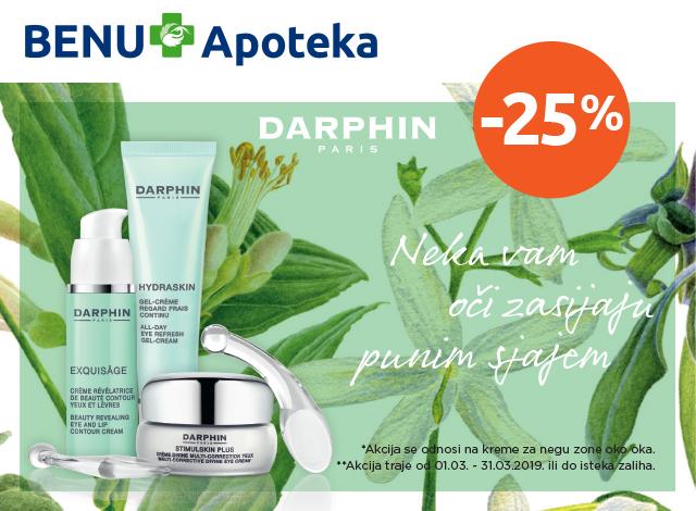 DARPHIN -25%