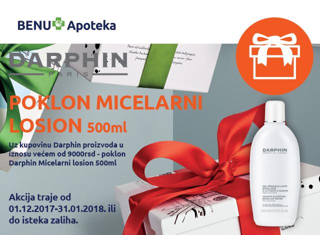 DARPHIN-poklon Micelarni losion