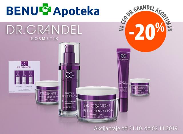 DR. GRANDEL -20%