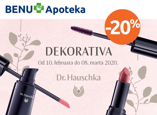 DR.HAUSCHKA -20%