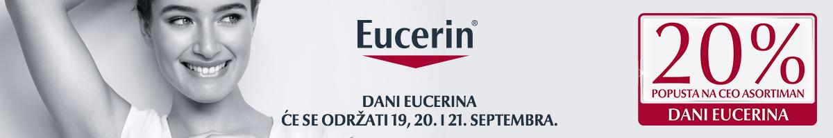 EUCERIN -20%