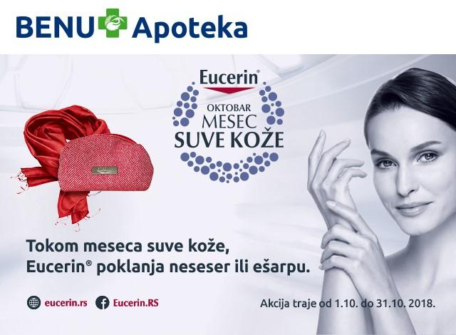 EUCERIN - POKLON