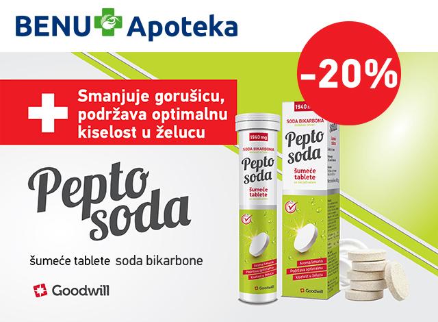 GOODWILL -20%