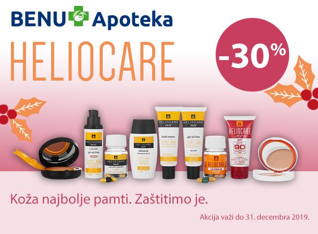 HELIOCARE -30%