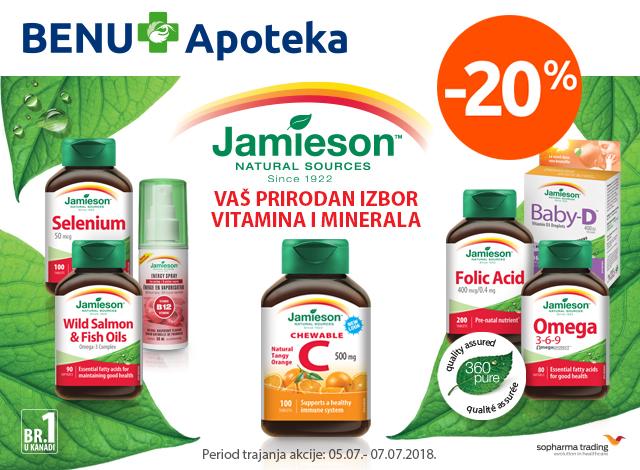 JAMIESON -20%