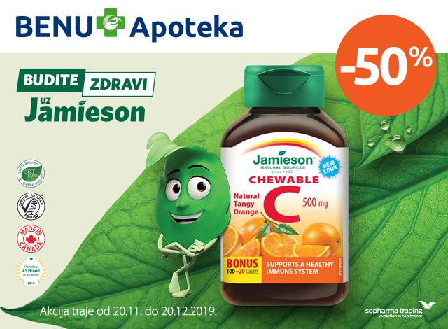 JAMIESON -50%