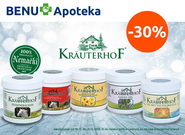 Krauterhof - 30%