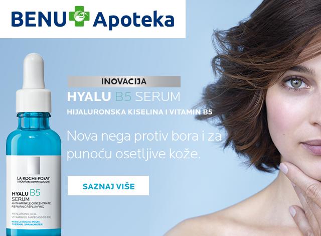 LA ROCHE-POSAY Hyalu B5 serum - NOVO