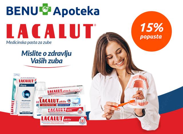 LACALUT - 15%