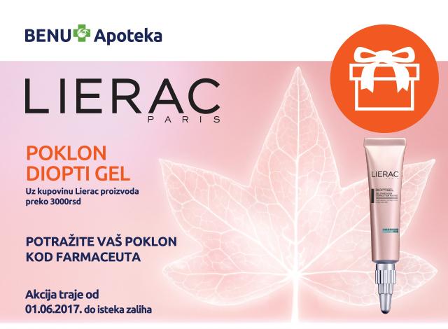 Lierac - POKLON