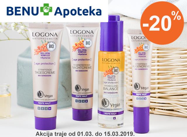 LOGONA -20%