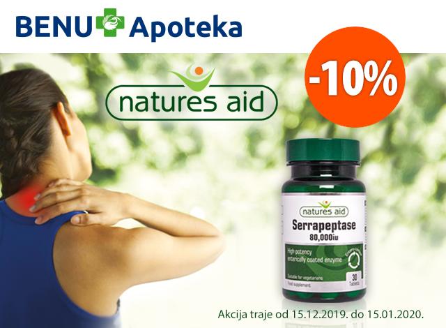 NATURES AID -10%