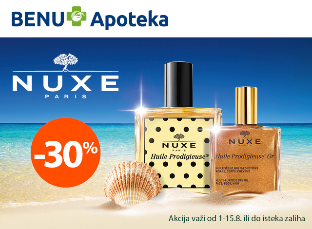 NUXE -30%