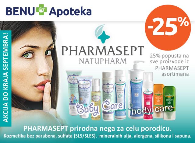 Pharmasept -25%