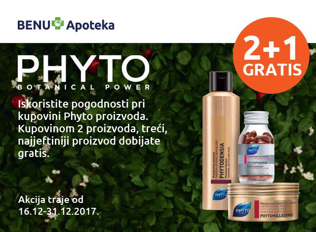 Phyto 2+1 GRATIS