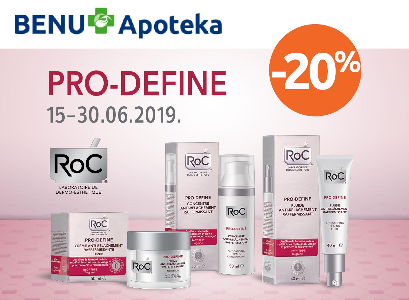 ROC PRO-DEFINE -20%