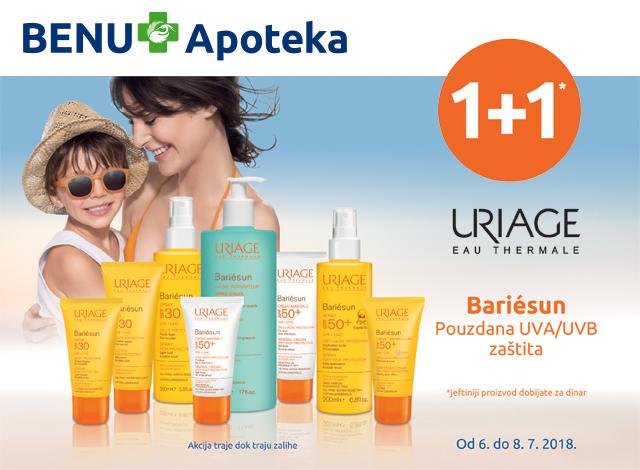 URIAGE BARIESUN 1+1 GRATIS