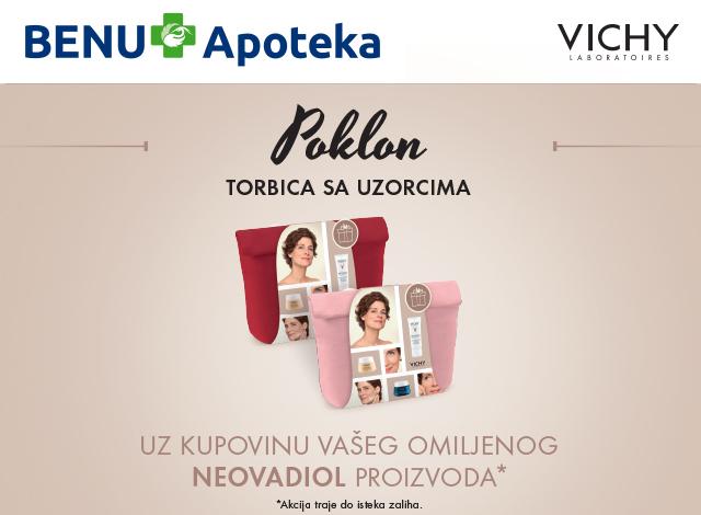 VICHY NEOVADIOL - POKLON