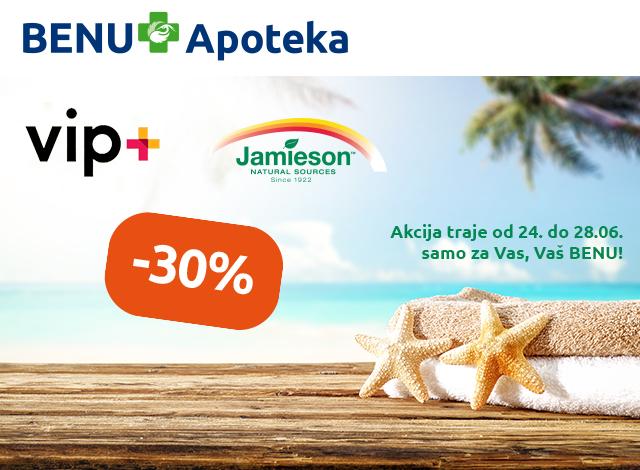 VIP SPECIJALNA PONUDA – JAMIESON -30%