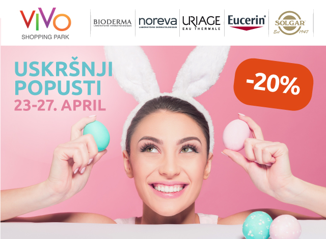 VIVO SHOPPING PARK -  20%