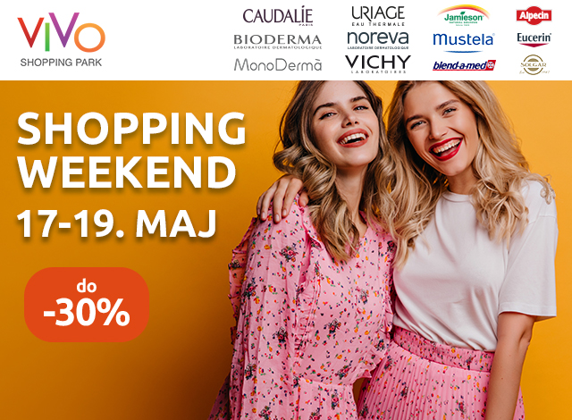 VIVO SHOPPING PARK - do 30%