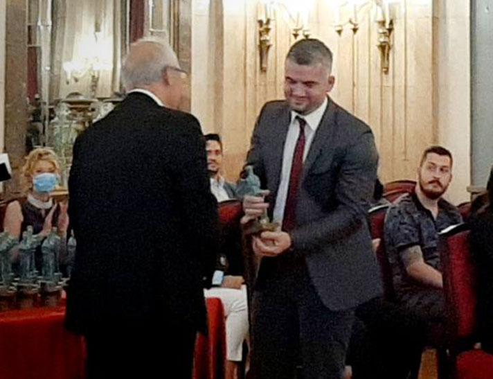 Najbolji tata i heroj Beograda
