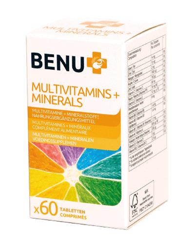 BENU multivitamini i minerali