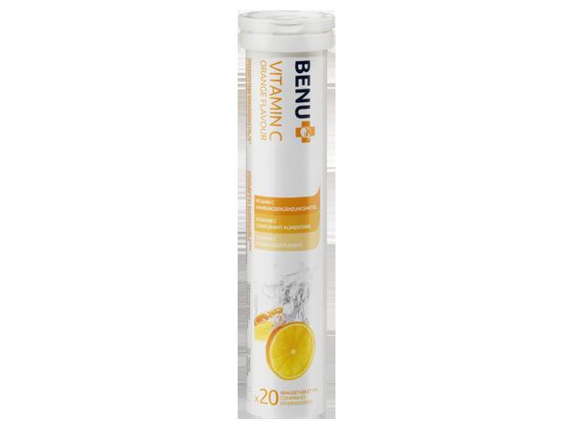 Vitamin C sa ukusom narandže