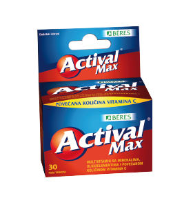 BERES ACTIVAL MAX