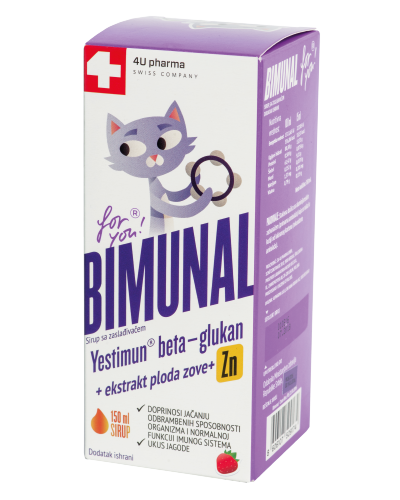 Bimunal sirup