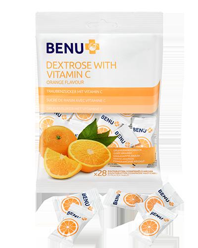 DEKSTROZA sa vitaminom C, ukus pomorandže