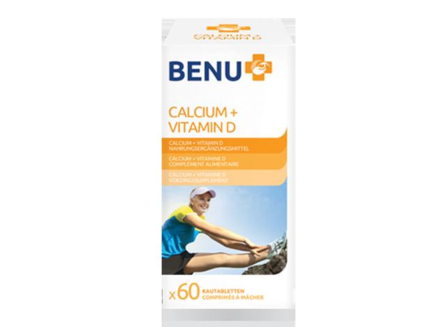 Kalcijum sa vitaminom     D tablete za žvakanje