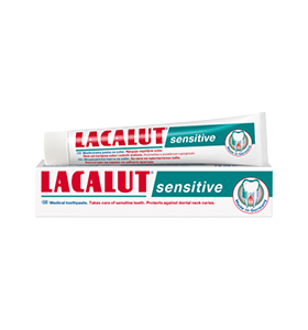 LACALUT SENSITIVE PASTA ZA ZUBE