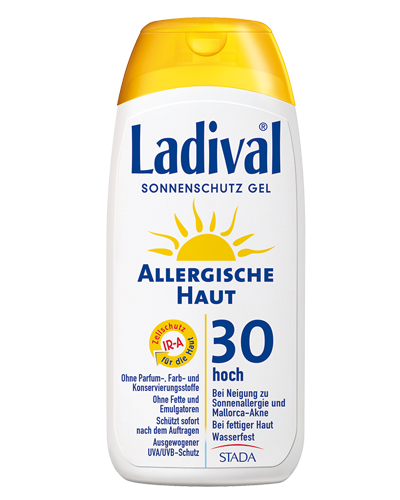 Ladival Allergy gel SPF 30