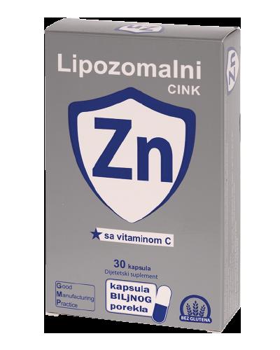 Lipozomalni cink