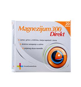 Magnezijum 300 Direkt