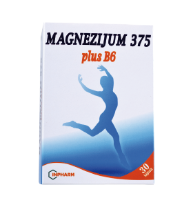 Magnezijum 375 + B6