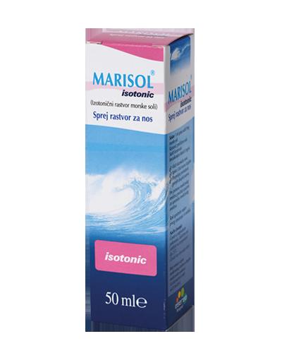 Marisol isotonic sprej za nos