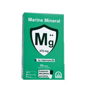 MG MARINE MINERAL+VITAMIN B6